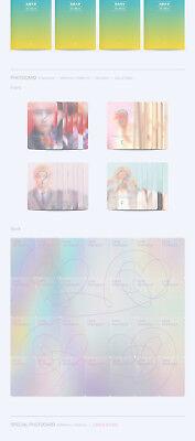 BTS LOVE YOURSELF 結 ANSWER Album RANDOM 2CD+FotoBuch+M.Book+Karte+Sticker SEALED 6