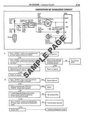 Toyota 2Y 3Y 4Y Engines Workshop Repair Service Manual In Disc 2