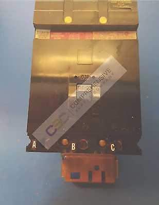 FH36015 Square D 15A 3 Pole 600V I-Line circuit breaker