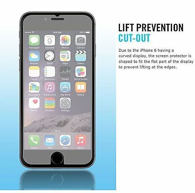 Premium Protective Screen Protector Tempered Glass Film For iPhone 7 Plus 6