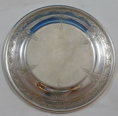 Seville by Towle Sterling Silver Dessert Plate / Butter Plate #53211 (#1317) 3