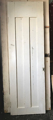 "Antique Wood Door 73""x23"""