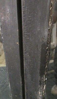 Great Set / Pair Of Solid Oak Framed Antique Windows A Cincinnati Estate # 19 8