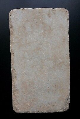 Nice Al Andalus Marble With Rare Arab Inscriptions 4