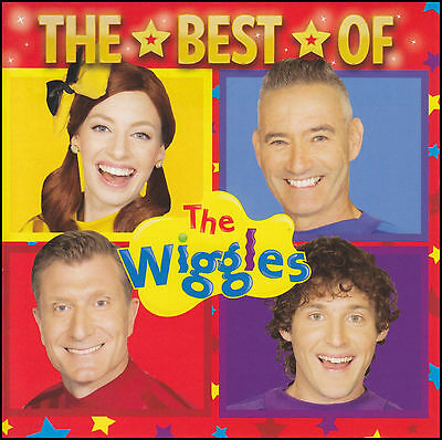 The Wiggles - Best Of Cd [ 2016 Edition ] Australian Kids / Children Hits *new* 2