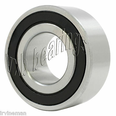 30BD4722 Double Row Sealed Ball Bearing 30x47x22 Bore//ID 30mm x Dia 47mm x 22mm