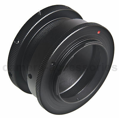Universal Adapter Canon FD Minolta MD M39 Lens to Sony E mount NEX Alpha camera 4