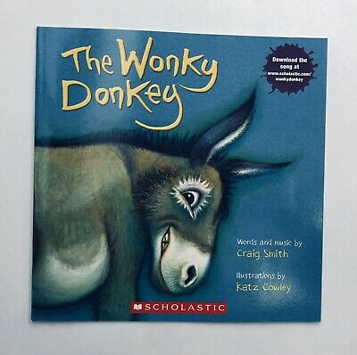 Lot 2 The Wonky Donkey + Dinky Donkey Childrens Book Bestselling World Famous! 5