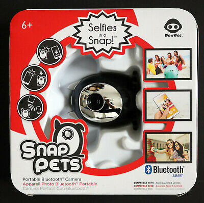 Snap Pets - Selfies in a Snap! Portable Bluetooth Camera (WowWee) 2