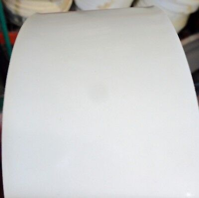 """White melamine edgebanding 7//8/"""" x 120/'/' with hot melt preglued adhesive .875/"""""""