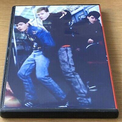 NEW KIDS ON THE BLOCK Rare TV Footage DVD (1989-1991) NKOTB (Region 2) 4