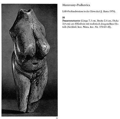 Venus of Moravany nad Váhom (Slovakia) - Cast of resin 8