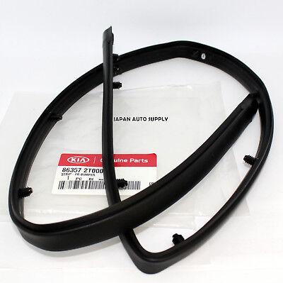 Front Bumper Trim Hood Sealing Strip 86357-2T000 Fit j For Kia Optima 2011-2015