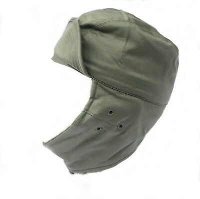 ace714f5af2 ... French Military Army   Foreign Legion cold weather Winter Arctic  trapper hat Cap 5