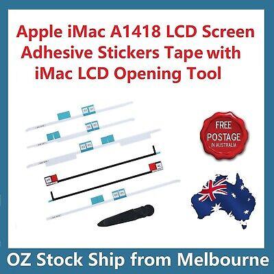 "Apple iMac 27"" A1419 LCD Screen Adhesive Glue Tape Strip Set 2012-2017 2"