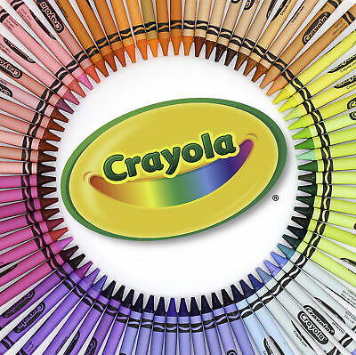 Crayola Crayons, Markers, Colouring Pencils, Paints, Supertips, Chalk and more! 6