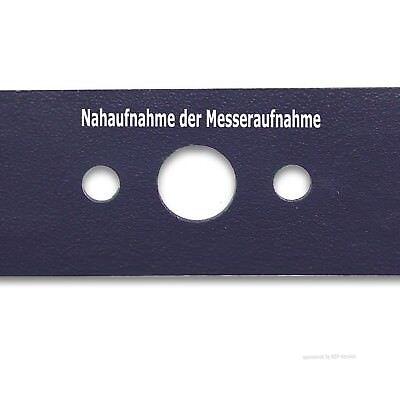 Messeraufnahme Messerhalter Mr Gardener D 4040 4060 P3 P 3 HW 42 46 B Hagebau