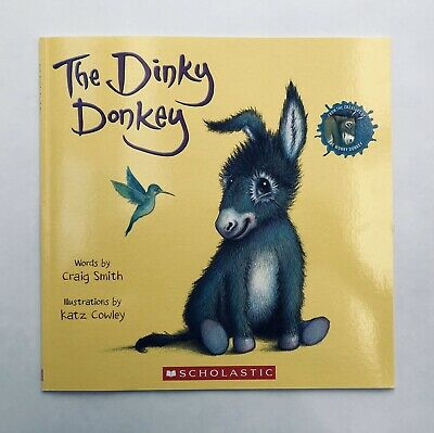 Lot 2 The Wonky Donkey + Dinky Donkey Childrens Book Bestselling World Famous! 3