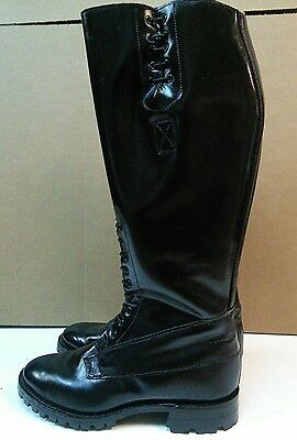 1e12594701db SIZE 9-1 2 EE Men s Motorcycle Patrol Boots -  259.99