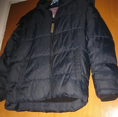 Kid's 2 Anorak style jackets. bothNavy, suit 6/7 yr olds. One never used. 5