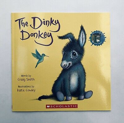 Lot 2 The Wonky Donkey + Dinky Donkey Childrens Book Bestselling World Famous! 6