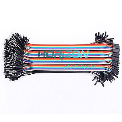 40/120PCS  20cm Dupont Wire Male to Male + Male to Female + Female to Female 3
