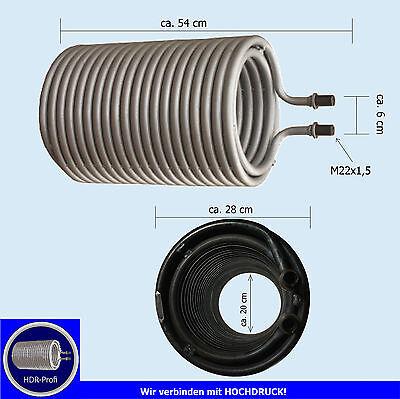 Heizschlange Heizspirale für Kärcher HDS 7//11   7//12-4M MX  7//16 C  //CX 7//16-4C