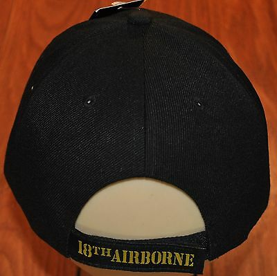 big sale c8ec9 0f450 ... netherlands 3 of 4 new eighteenth 18th airborne corps us army hat ball  cap sky dragons canada boston red sox new era 2018 ...