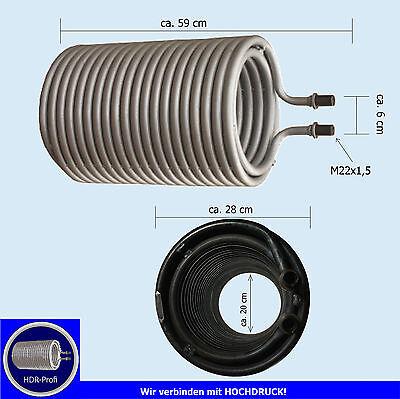 Heizschlange für Kärcher HDS 745  HDS 755 Heizspirale für Kärcher HDS 995