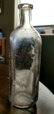 Vintage Dr. Peter Fahrney & Sons  Bottle Chicago ILL 8