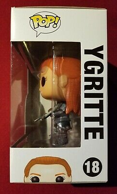 Funko Pop Ygritte Game of Thrones #18 Vaulted/Retired 3