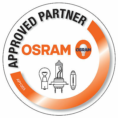 Osram P21W (382) 21W Original Standard Bulbs Vehicle Auxiliary  (x2) 7506-02B 3