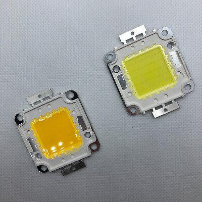 100 W Watt LED Chip kaltweiss COB,Fluter,Flutlicht Aquarium 11000 Lm,6000K,kw