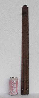 Antique Door Slide Latch Bolt Lock (25.8'') 6