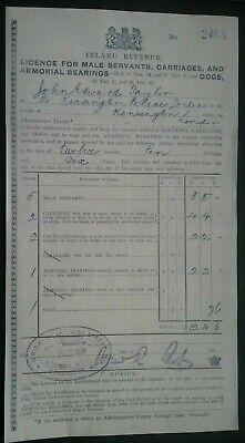 Victorian Inland Revenue Invoice ******(See Description For Details)****** 2