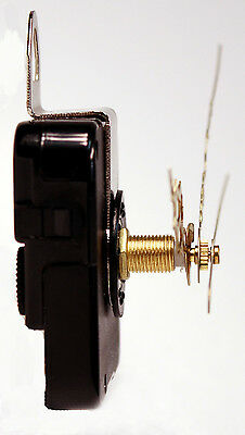 Quartz Clock Motor Movement Kit, 15/16 Long Shaft, 3/4 Inch Max Dial -USA SELLER