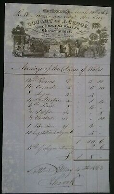 Victorian Invoice For Goods ******(See Description For Details)****** 4