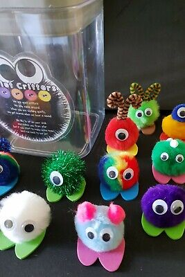 Extra Large Quiet Critters 5