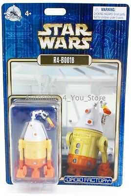 NEW 2018 Disney Star Wars R4-B0018 R4-BOO18 Halloween Droid Factory IN HAND 3