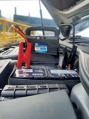 Streetwize 12V Power Bank with Jump Starter for up to 5L Petrol & 3L Diesel Cars 4