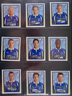 Merlin Premier League 2001-2002 (100 To 199) *Select The Stickers You Need* 8