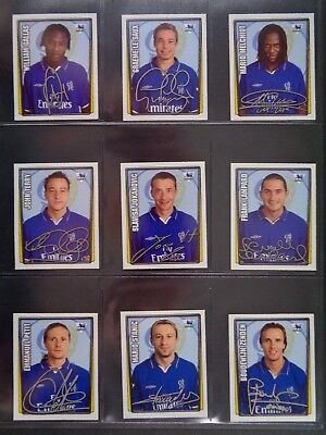 Merlin Premier League 2001-2002 (100 To 199) *Select The Stickers You Need* 3