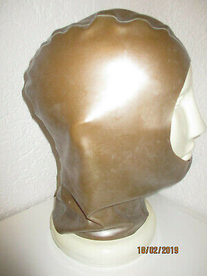 Latexmaske, Maske, Rubber, Gummi, Maske, Fetisch, unisex 5