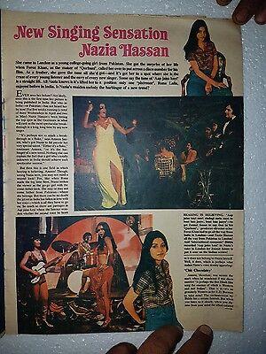 Vtg Illustrated Weekly Of India 1980 Magazine Cover Image cartoonist R.K.LAXMAN