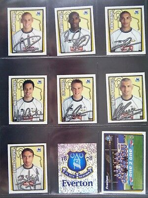 Merlin Premier League 2001-2002 (100 To 199) *Select The Stickers You Need* 6