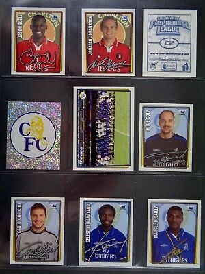 Merlin Premier League 2001-2002 (100 To 199) *Select The Stickers You Need* 2