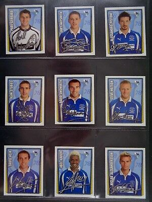 Merlin Premier League 2001-2002 (100 To 199) *Select The Stickers You Need* 7