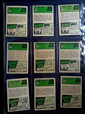 A&Bc 1969 Green Back - 3Rd Series (Fair 117 To 170) *Pick The Cards You Need* 5