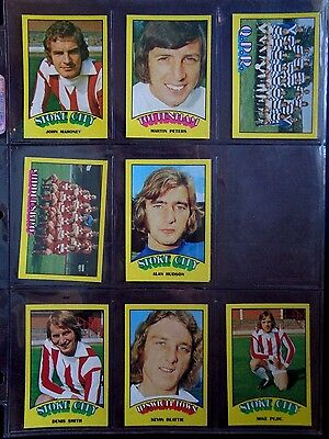 A&Bc 1974 Footballers Red Back (Good+) 73 To 132 *Pick The Cards You Need* 4