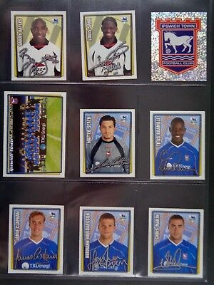 Merlin Premier League 2001-2002 (100 To 199) *Select The Stickers You Need* 11